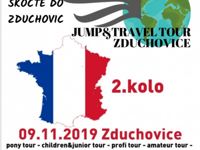Jump and Travel Tour